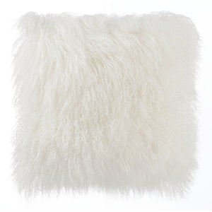 TOV Furniture Modern Tibetan Sheep Pillow - TOV-C5705-Minimal & Modern