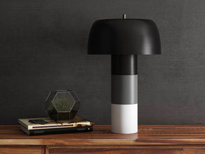 TOV Furniture Modern Tricolor Table Lamp - TOV Furniture, Minimal & Modern - 1