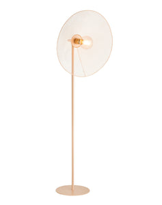 TOV Furniture Modern Kochi Blush Floor Lamp - TOV Furniture, Minimal & Modern - 1