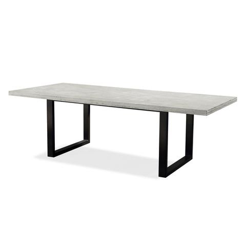 TOV Furniture Modern Urban Light Concrete Table ,  - TOV Furniture, Minimal & Modern - 1