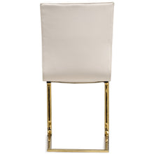 TOV Furniture Maxim Modern White Dining Chairs (Set of 2) TOV-G5464-Minimal & Modern