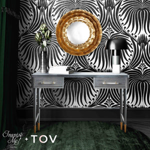 TOV Furniture X Inspire Me Talia Desk TOV-H5510