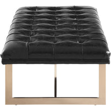 TOV Furniture Modern Oppland Black Bench TOV-O53-Minimal & Modern