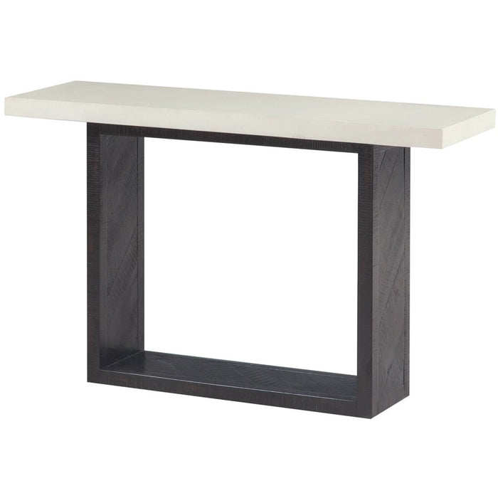 TOV Furniture Modern Wyckoff Mixed Console Table - TOV-OC7056-Minimal & Modern