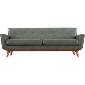 TOV Furniture Modern Lyon Smoke Grey Sofa TOV-S31-Minimal & Modern