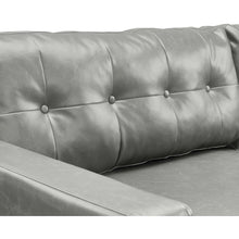 TOV Furniture Modern Blake Antique Grey Sofa TOV-S57-Minimal & Modern