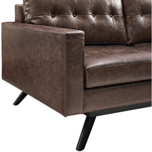 TOV Furniture Modern Blake Antique Chestnut RAF Sectional TOV-S59-S60-SEC-RAF-Minimal & Modern