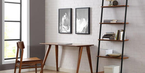 Greenington Modern Bamboo Studio Line Desk, In Exotic-Minimal & Modern