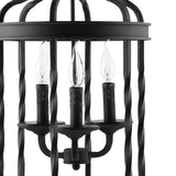 Modway Furniture Lantern Metal Chandelier , Lighting - Modway Furniture, Minimal & Modern - 3