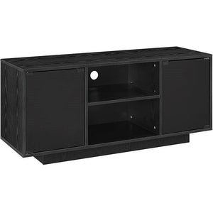 Modway Furniture Modern Portal TV Stand In Black EEI-2055-BLK-Minimal & Modern