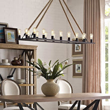 Modway Furniture Modern Bridge Chandelier in Brown EEI-2110-BRN-Minimal & Modern