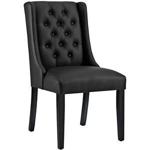 Modway Furniture Modern Baronet Vinyl Dining Chair-Minimal & Modern