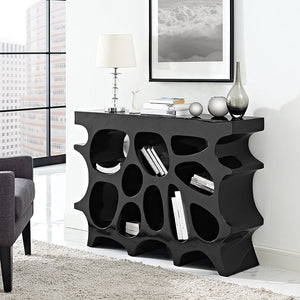 Modway Furniture Modern Wander Small Console Table-Minimal & Modern