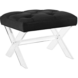 Modway Furniture Modern Swift Bench-Minimal & Modern
