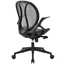 Modway Furniture Modern Conduct Vinyl Office Chair-Minimal & Modern