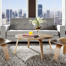 Modway Furniture Modern Plywood Coffee Table-Minimal & Modern