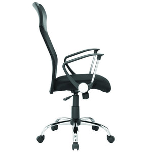 Modway Furniture Modern Sights Office Chair in Black EEI-711-BLK-Minimal & Modern