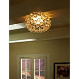 "Modway Furniture Halo 12"" Ceiling Fixture , Lighting - Modway Furniture, Minimal & Modern - 3"