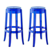 Modway Furniture Modern Casper Bar Stool Set-Minimal & Modern