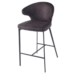 Bradley Fabric Counter Stool by New Pacific Direct - 4400050