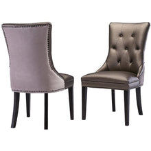 TOV Furniture Modern Ester Bronze Chair - Set of 2 TOV-G7211-Minimal & Modern