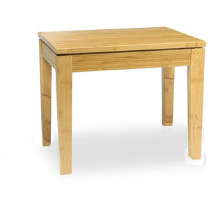 Bamboogle Brazil Bamboo Chow Table in Honey 40-1418H-Minimal & Modern