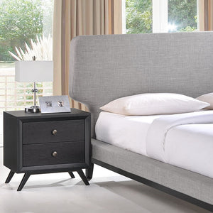Modway Furniture Modern Bethany 2 Piece Queen Bedroom Set-Minimal & Modern