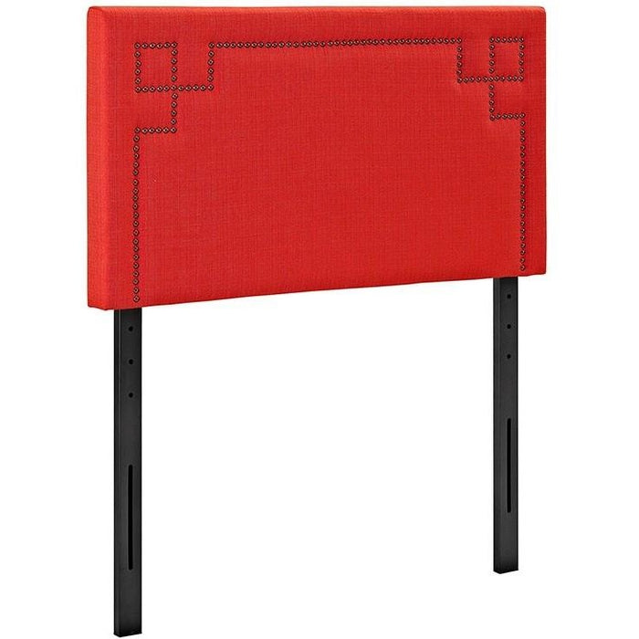 Modway Furniture Modern Josie Twin Fabric Headboard