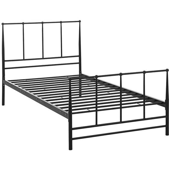 Modway Furniture Modern Estate Twin Bed-Minimal & Modern