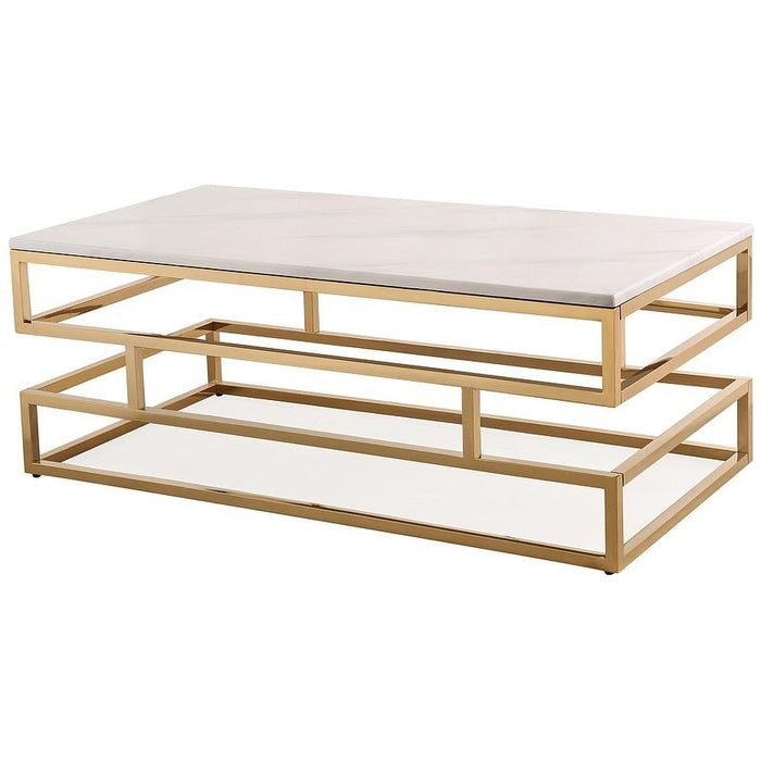 TOV Furniture Modern Elijah Coffee Table TOV-OC3751-Minimal & Modern