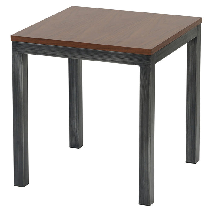 Octa Walnut End Table by New Pacific Direct - 3400024