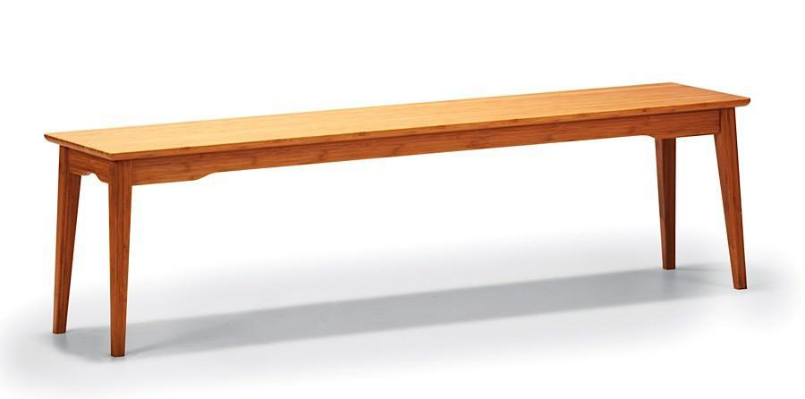 Greenington Modern Bamboo Currant Long Bench Benches - bamboomod