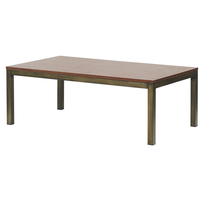 Octa Walnut Coffee Table by New Pacific Direct - 3400025