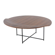 Brandy Round Coffee Table by New Pacific Direct - 6700022