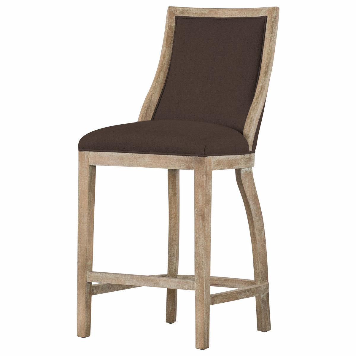 Taylor Fabric Counter Stool by New Pacific Direct - 3900038