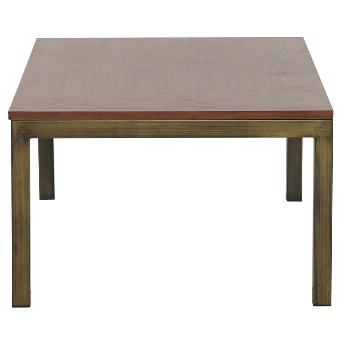 Octa Walnut End Table by New Pacific Direct - 3400023