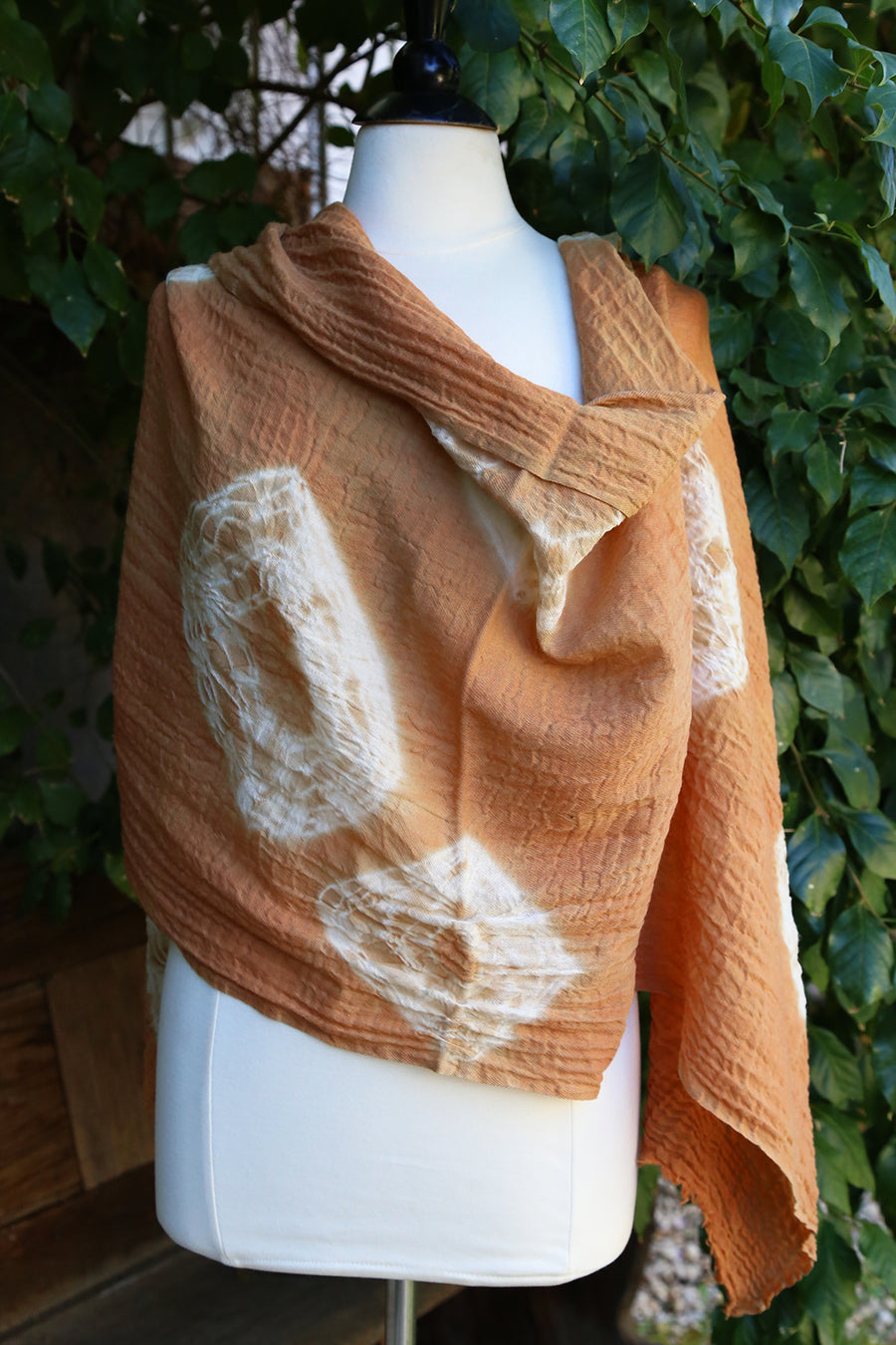 HAND DYED Scarf - Under the Desert Stars