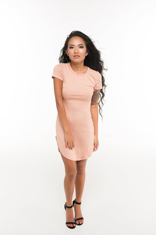 Mariah T Shirt Dress