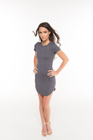Mariah T-Shirt Dress