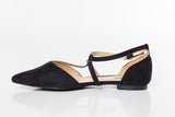 Valery Pointed Flat