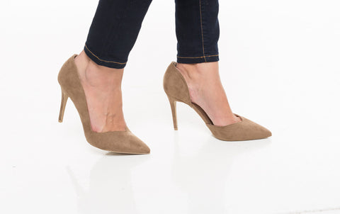 Mayra Pointed Toe Heel
