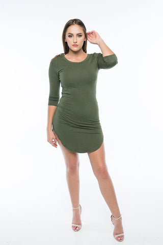 Elizabeth T- Shirt Dress