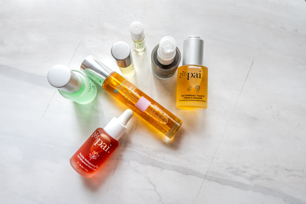 Tried & Tested: Oils for Hormonal Acne Prone Skin