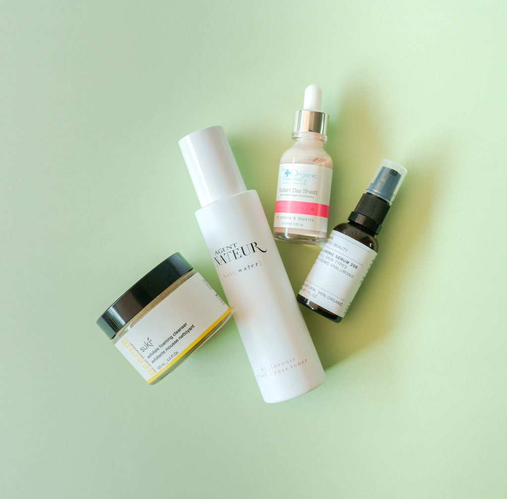 "What is ""Glass Skin"" and how to achieve it with organic skincare products?"