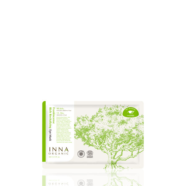 Inna Organic Frankincense Revitalizing Eye Mask