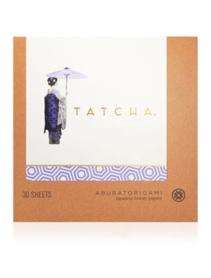 Tatcha's Original Aburatorigami Japanese Beauty Papers