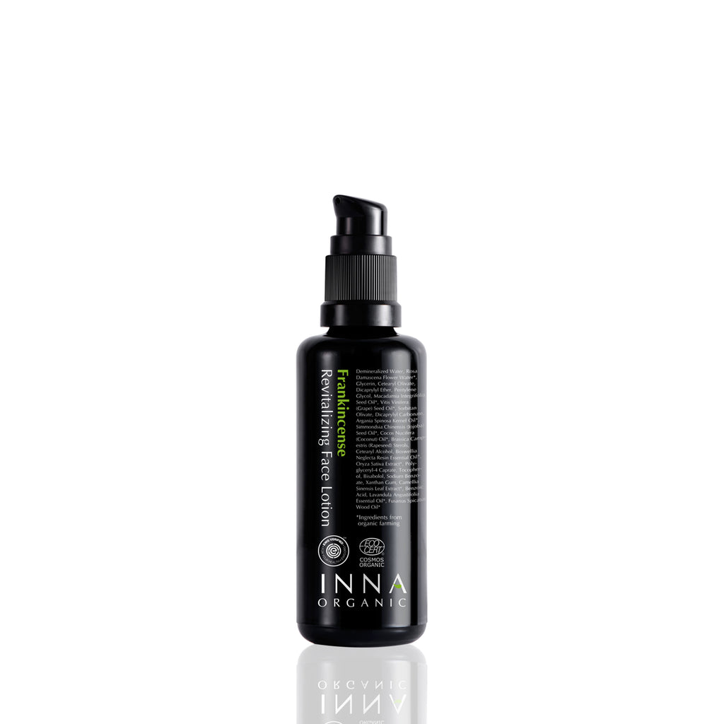 Inna Organic Frankincense Revitalizing Face Lotion