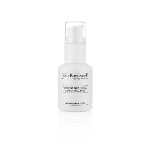 Josh Rosebrook Face Nutrient Day Cream with SPF 30 Non-Nano Zinc Oxide