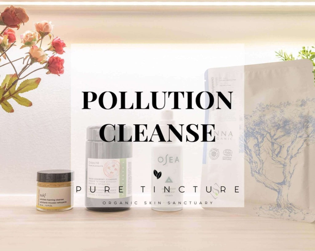 Pollution Cleanse Set (U.P. $200)