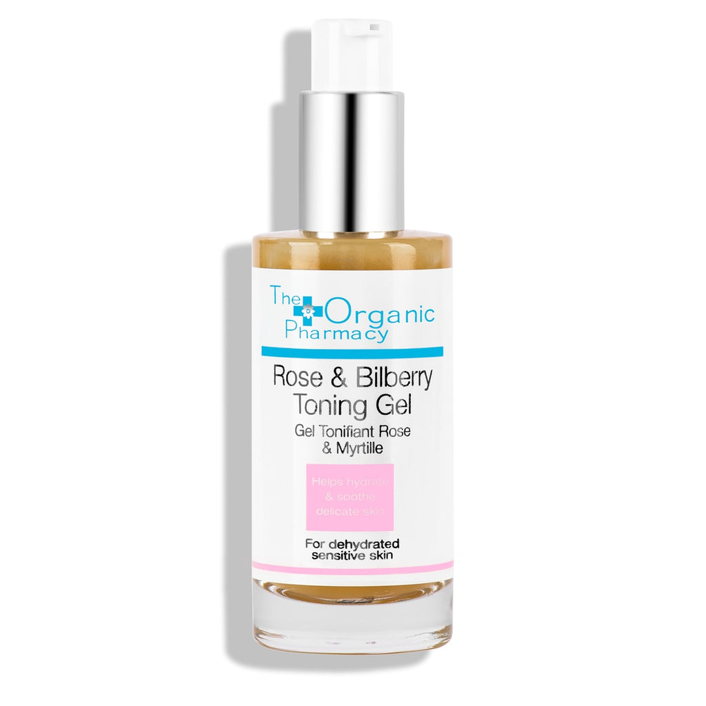 The Organic Pharmacy Rose & Bilberry Toning Gel
